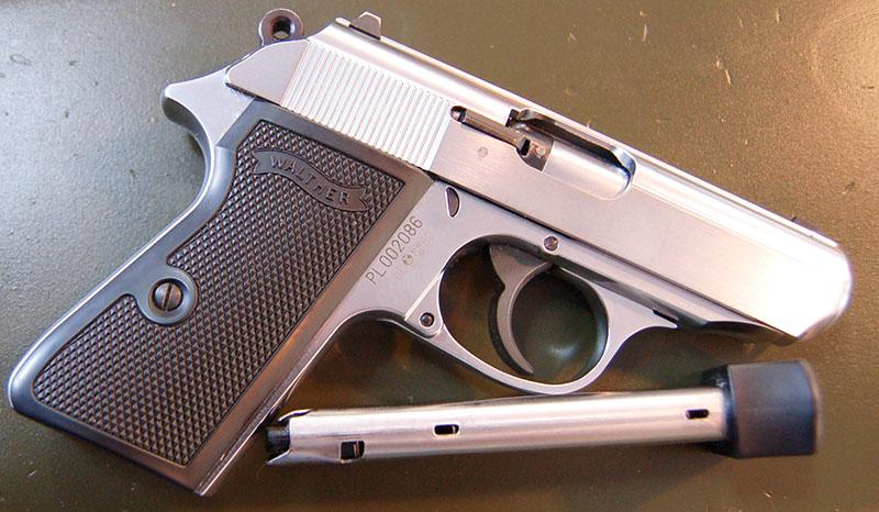 Oksydowanie broni - serwis broni