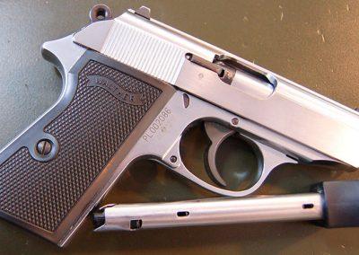 broń warszawa